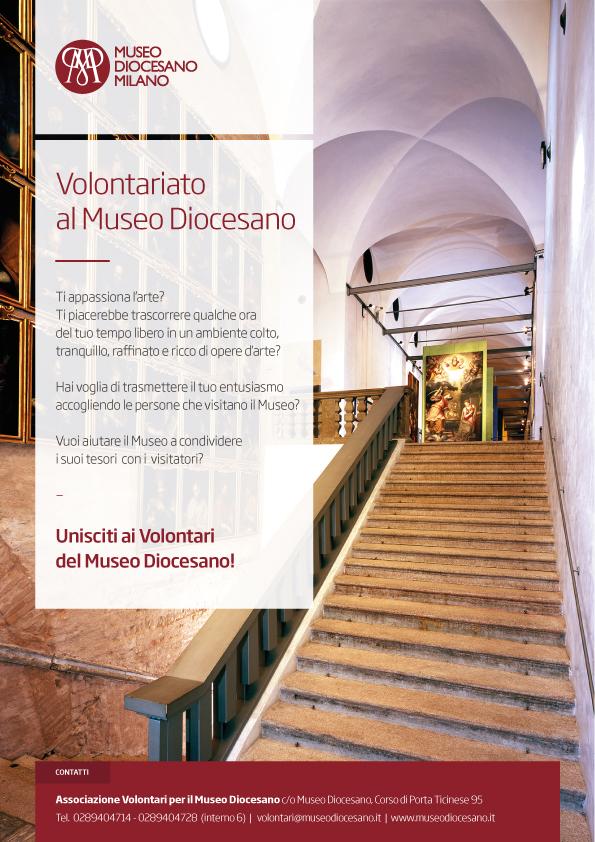 Volontariato al Museo Diocesano